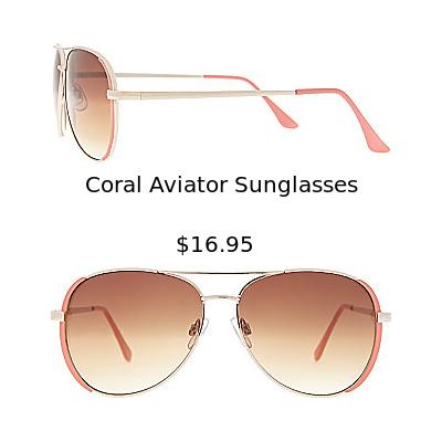 Coral Shades