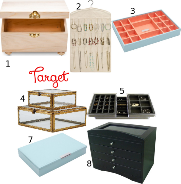 Organize Treasures