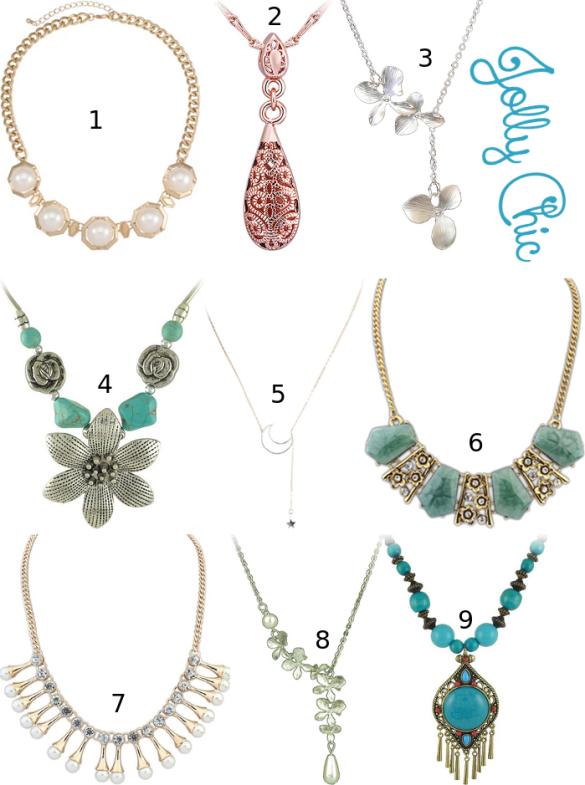 Few Fave Necklaces