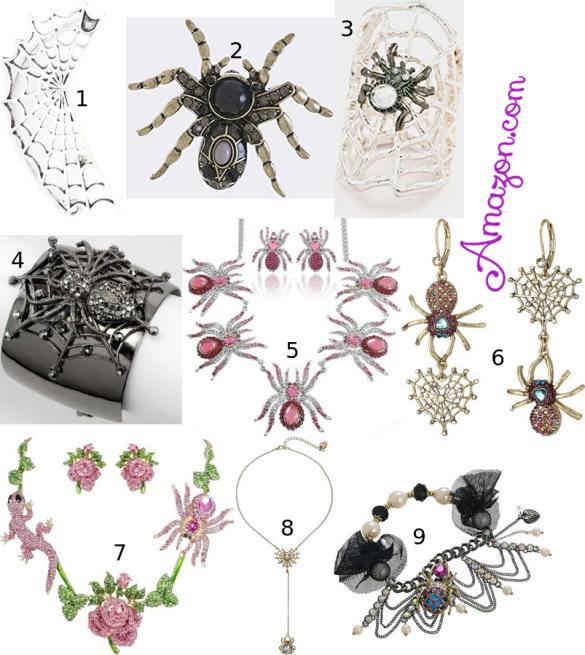 Birthday Spiders