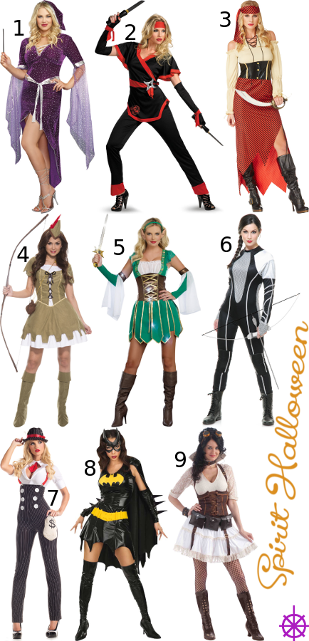 Slaying Costumes