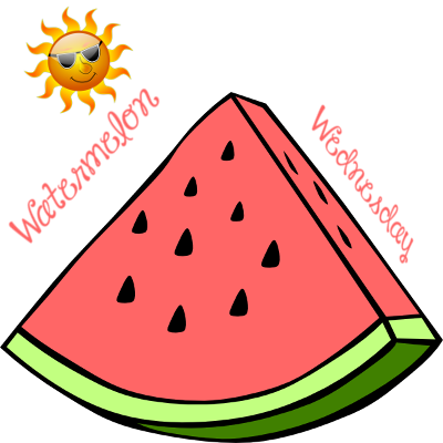 Watermelon Wednesday